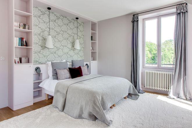 Rénovation de chambre sur Paris 7