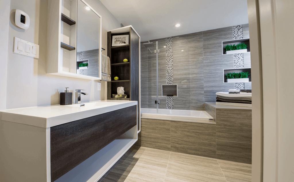 Rénovation salle de bain sur Paris 7